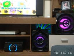 Mini System Sony MHC M80D