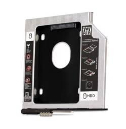 Caddy Adaptador para HD Notebook Drive 12.7