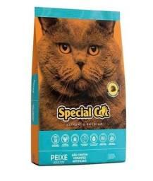 Ração special cat peixe
