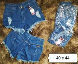 Shorts jeans e calças  jogger