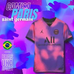 Camisa Paris Saint-Germain