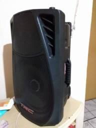 Caixa de som Bluetooth TRC