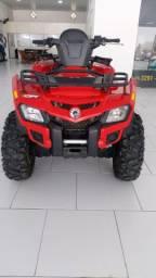 CAN-AM QUADRICLO OUTLANDER 400 MAX 2014