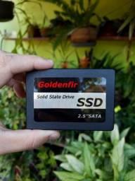 """SSD Goldenfir 120GB 2,5"""" Sata III (Novo/Lacrado)"""