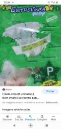 Título do anúncio: Fralda estrelinha p