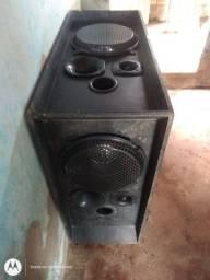 Estrutura para carro de som