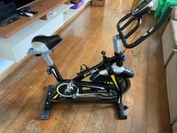 Bike de Spinning Kikos F3i