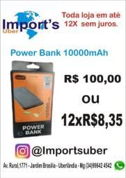 Power bank 1000 mAh ( 12X sem juros )