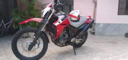 Moto xt 660R moto nova d mas