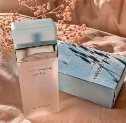 Light Blue 100 ml Fem Perfume Lacrado
