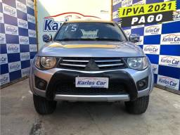 Mitsubishi L200 triton  2015 2.4 hls 4x2 cd 16v flex 4p manual
