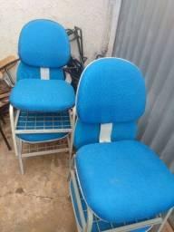 Cadeiras pra igreja queima 300 unidades