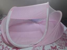 Cabana para proteger sua baby dos mosquitos