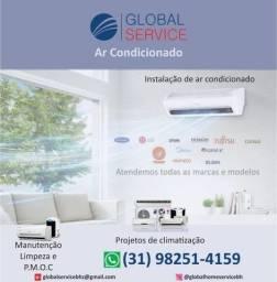 Conserto geladeiras, freezer e ar condicionado