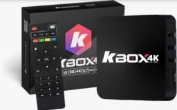 KBOX4K TV BOX