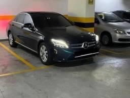 Título do anúncio: Mercedes-Benz C 200