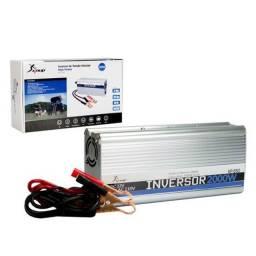 Inversor Conversor Tensão Transformador Veicular 2000W 110V Kp-550- Rf Informatica