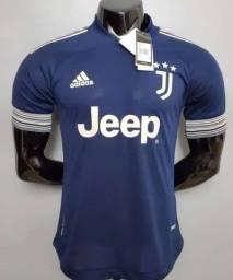 Camisa Juventus Azul