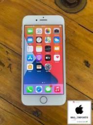 iPhone 8 64gb silver zerado intacto sem detalhes