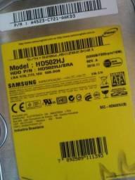 Vendo HD 500GB