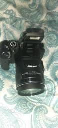 Vendo minha câmera coolpix p9000
