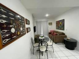Apartamento de 1 quarto com lazer completo no centro de Guarapari.