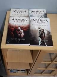 Livros (04) Saga Assassins Creed