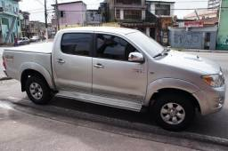 Toyota Hilux SRV 3.0 4x2 D-4D Diesel - 2007