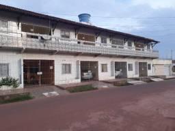 400 reais locação de apartamento em Castanhal bairro novo estrela zap 988697836