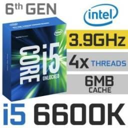 Troco i5 6600K em i7 6700 ou i7 7700 dou volta