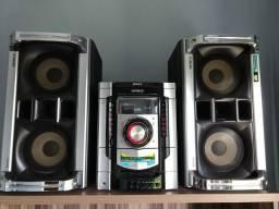 Mini System Sony Genezi 6300 watts