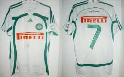 Vendo Camisa do Palmeiras autografada