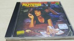 CD - Pulp Fiction - Music From The Motion Picture - usado