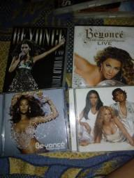 Dvd e cd Beyoncé