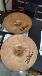 Hat Zildjean avedis 14 polegadas made USA