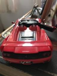 Carrinho modelo Ferrari