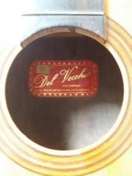Violão Del Vecchio para conserto