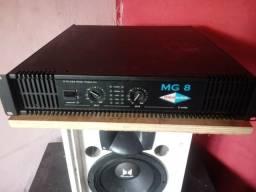 Amplificador mea audio mg8