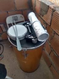 Instrumentos pra banda