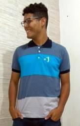 Camisa Com Gola Lapole Um Alto Conforto Para Se Vestir - Mb Modas AL