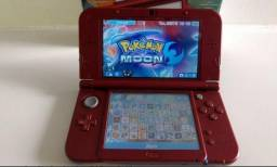 New 3ds xl metálic Red