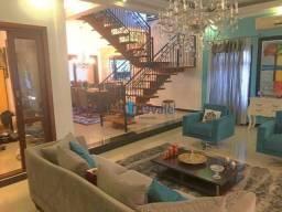 Lindo sobrado de 410 m2 , com 4 lindas suítes à venda no condomínio villas de santana, ace