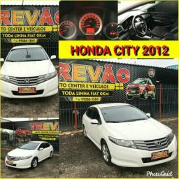 Honda city 2012 trevao veículos - 2012