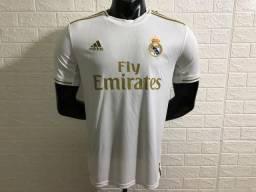 Camisa Real Madrid oficial 2020
