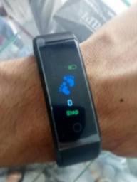 OFERTA SmartWatch Relógio Inteligente Com 7 Funções e Mais 1 Aplicativo