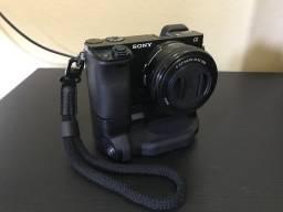 Sony a6000 + Lente kit + Lente 50mm 1.8