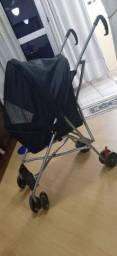 Carrinho de passeio transporte Pet 15 kg