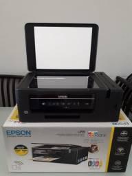Impressora Epson L395 tanque de tinta