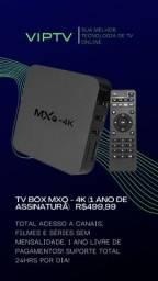 TV BOX SEM MENSALIDADE