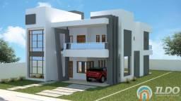 Casa linda em processo de construção no Condomínio Águas da Serra em Bananeiras - PB